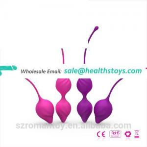Silicone Waterproof Vaginal Dumbbell Alina Koro Balls For Women Tighten The Vigina Kegel Exercise Device