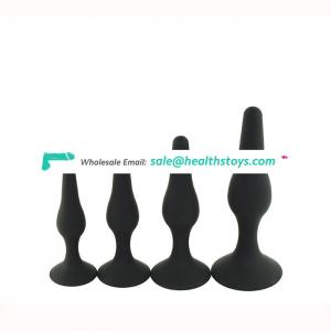 Soft Silicone G Spot Prostate Orgasm Sex Toy for Male