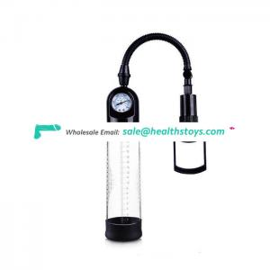 Special Gift for Male Penis Extender Pump with Barometer
