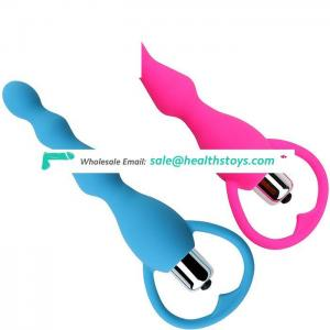 Super Strong Powerful Vibrating Anal Plug Prostate Toy for Men