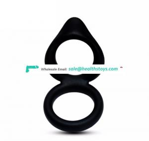 The funny 35mm cock ring and penis ring male sex toys