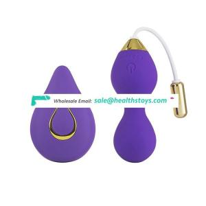 USB Charging wireless vaginal exercise ball sex toys kegel sex ball vibrator for women masturbator