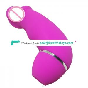 USB Rechargeable Clitoris Sucking Vibrator for Female