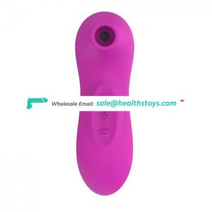 Unique Appearance Sex Toy 10 Mode Sucking Vibrator