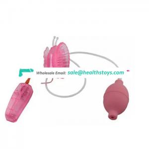 Waterproof Vibrating Butterfly Women Pump For Pussy Stimulate