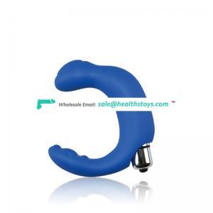 Waterproof prostate massager vibrator, massage prostate adult use