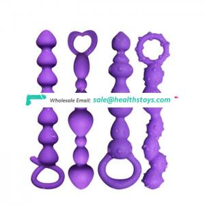 Wholesale Anal Hole Sex Toy Super Long Anal Beads