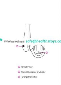 Wholesale medical grade silicone female sex toy with Li-ion battery powered vibrator and ergonomic design