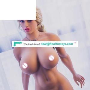 Young school girl sex 165cm artificial female body sex doll for adult