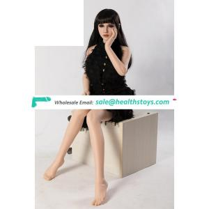best seller toys 158cm realistic breasts silicone vagina sex doll