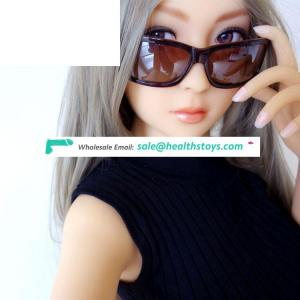 china sex girl 158cm real silicone sex doll for men