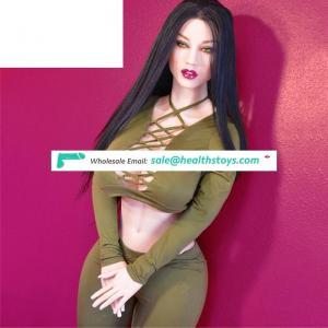 free shipping  152cm big boobs silicone sex doll big ass & vagina for men sex