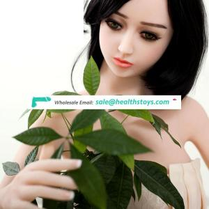 free shipping high quality chinese products white or tan color furry sex doll silicone for gay