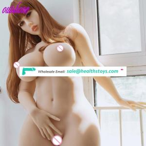 free shipping hot products 2019 163cm japanese full body TPE sex doll breast and pussy massager for male