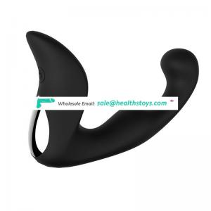 g-Spot Multi Speed Silicone Male Prostate Massager Vibrator