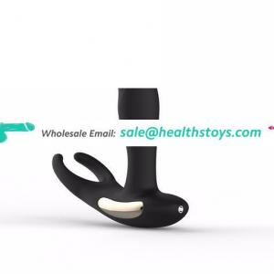 hot selling remote wireless prostate massager vibrator