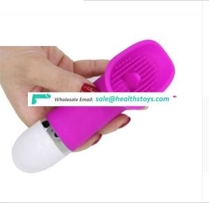 licking toy clitoris vagina oral simulator vibrators for women