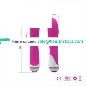 magic smart wand battery sex toys artificial hymen with 7 modes for women