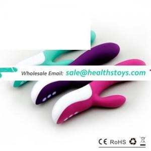 the best selling adult rabbit vibrator dildo with 7 functions for women